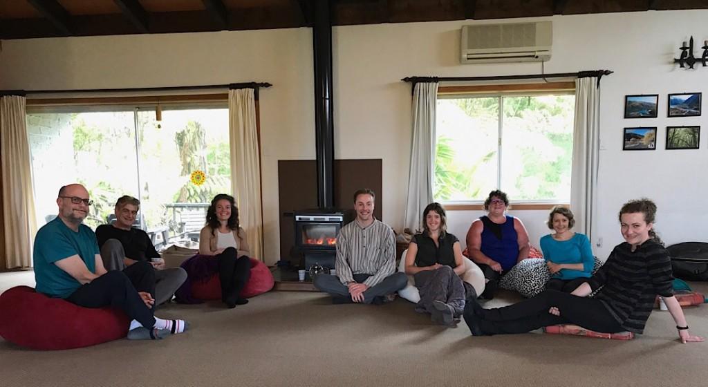 Workshop 6 - Relaxing Deeply
